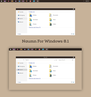 Naumn For Windows 8.1 by cu88