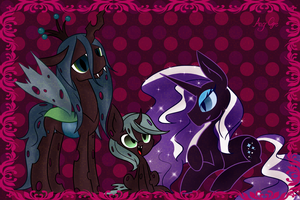 Nightmare Family by AngGrc