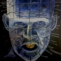 Pinhead by RearNakedChode