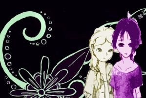 Adela and lucas background by princessshiny