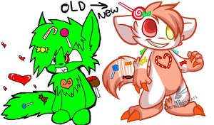 Nutty remade by SecretMonsters