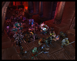 Seige of Orgrimmar - The Last Stand - 5 by Ammeg88
