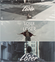[Photo Quotes Cover] Loser GD Taeyang TOP by linhchinie