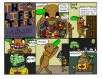 The Life of Stuffly in Halloween Fright by TwinStudioz