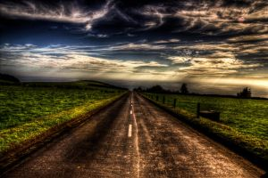 road azores by fkefctry