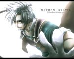 Castlevania Circle of the Moon : Nathan Graves by Ys-Ladydrac21