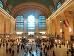Grand Central Terminal Inside. by Aristodes