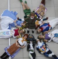 All for Link XD by o0Heartless890o