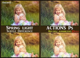 Spring light   ACTION Ps by Tetelle-passion