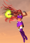 Starfire Flight by bdy