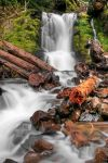 Kreuger Rock Falls HDR by 11thDimensionPhoto