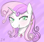 Sweetie Belle by Dashy21