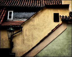 Prague Roofs by xpbc