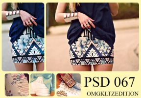 PSD 067 by OmgKltzEdition