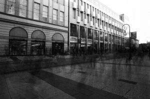 Multi Exposure: Koenigsstrasse by KlauzZz