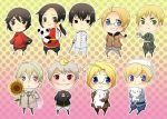 APH - Chibis by Wasil