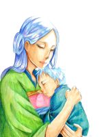 Mother's Touch by Lilybyte