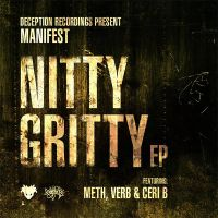 Nitty Gritty EP by conzpiracy