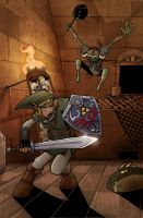 Legend of Zelda by JeremyTreece