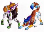 Sonna And Neffy Again :D by ARVEN92