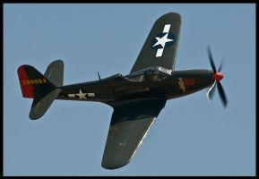 King Cobra P-63 by AirshowDave