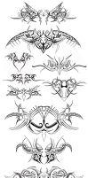 Tattoo Designs 23 by dannydevil