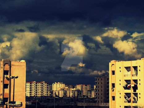 Clouds 285 by BaselMahmoud