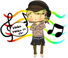 Shake it like Pewdie by SillyArtist