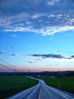 long road home by wolfmantruth