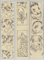 Bookmarks by shastasnow