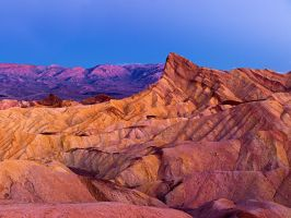 Ubiquitously Zabriskie by coulombic