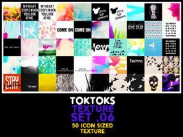 toktoks icon texture set 06 by YomaSupaLova
