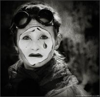 When Clowns Cry by jane-art