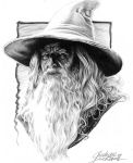 Gandalf by Buchemi