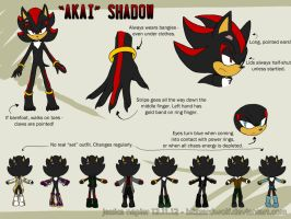 'Akai' Shadow Reference by BlizzardWolf
