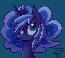 Princess Luna by wildberry-poptart