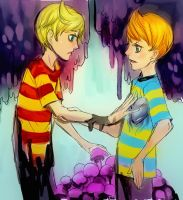 feel my heart - MOTHER3 by queenvera