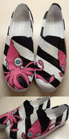 MSI Squid Shoes by starblinx