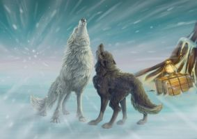 Heritage of the Wolf by Psychopomp16