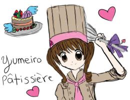 Yumeiro Patissiere Ichigo c. by colorprincess