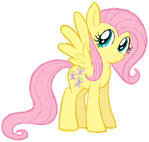 Just Fluttershy by HeartinaThePony