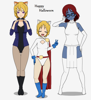 Happy Halloween by T1p2