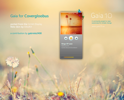 Gaia Rdio for Covergloobus by gabriela2400