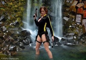 Tomb Raider Underworld-Wetsuit by CosplayCandy