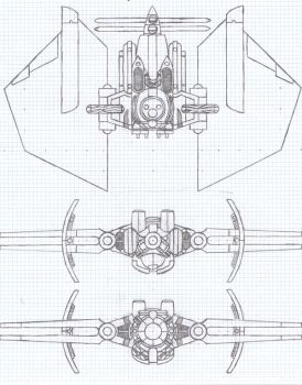 Steamed TIE Fighter by Marcus-Hunter