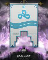 Dota2 TI4 Banners - Cloud9 by goldenhearted