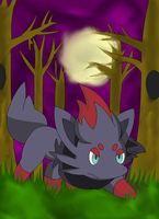 Zorua by Destiny-The-Hedgimon