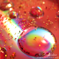 Drops of Rainbows by Kostandina