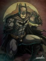 BATMAN by emmshin