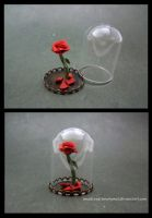 Enchanted Rose by SmallCreationsByMel